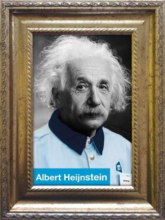 Albert Heijnstein baroklijstje
